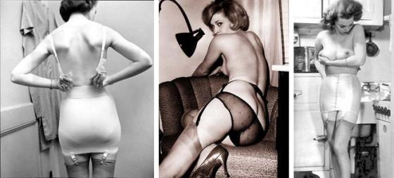 Fotos eróticas Vintage