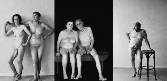 Desnudos: obra de la artista y fotógrafa Chilena Paz Errázuriz